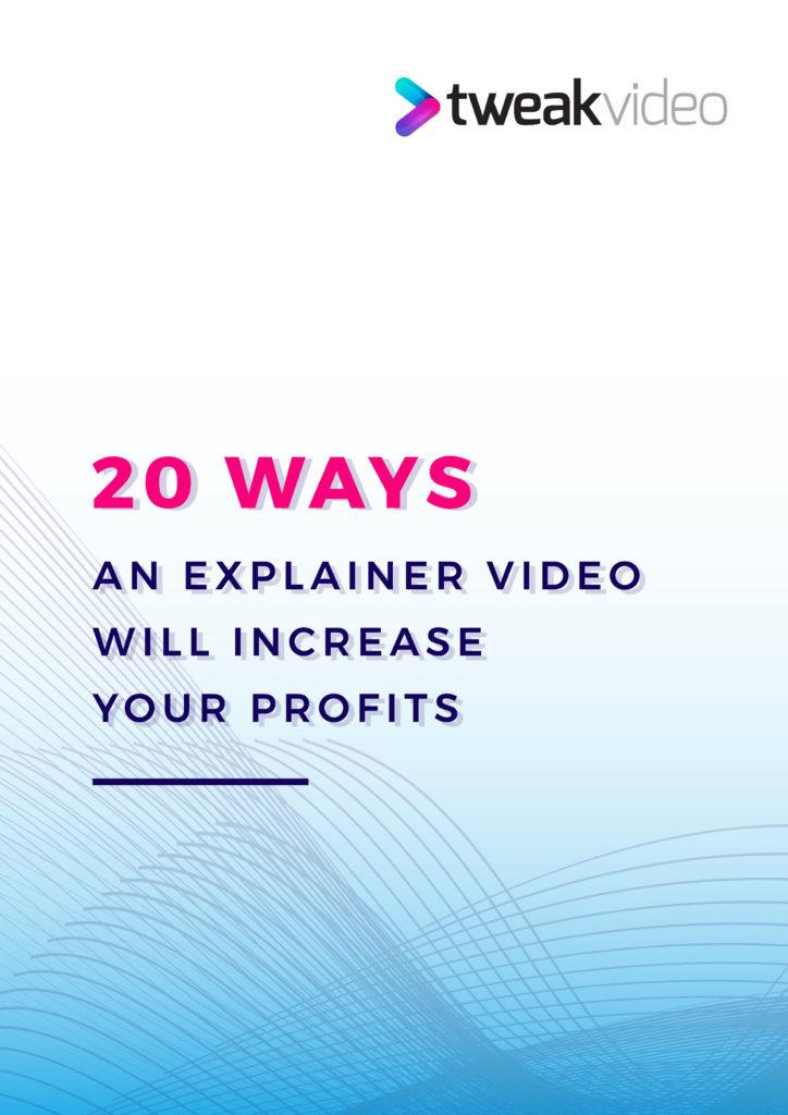 Tweak Video - Lead Magnet_01 20 ways front cover