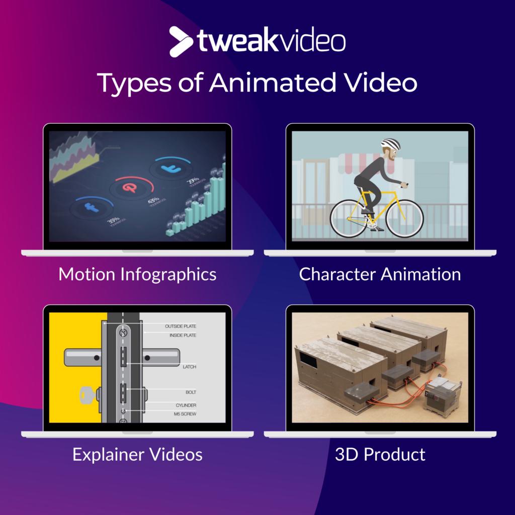 Explainer Video Company Tweak Video