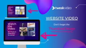 Tweak Video animation